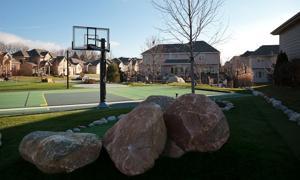 Dispute over Fire Ridge homeowner's backyard wonderland is headed to court