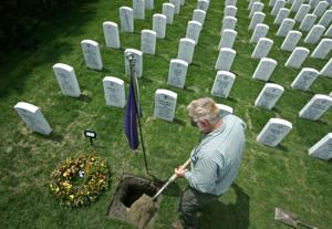 Long-sought veterans cemetery in Sarpy County is nearer reality