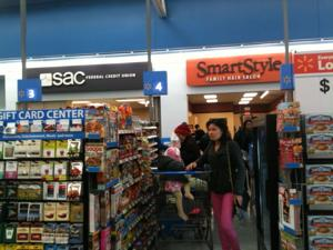 North Omaha shoppers welcome new Walmart Supercenter
