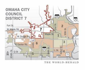City Council District 7: Rivals Lonergan, Melton split over unions