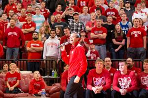 No laughing matter: Miles keeps atmosphere loose, but Huskers are in midst of serious transformation