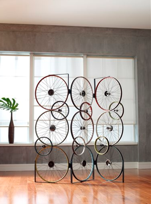 right at home decor made of bicycle parts omaha com