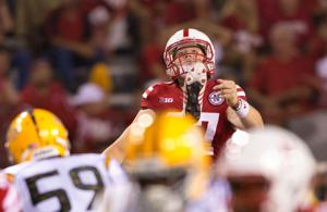 Sam Foltz changes route, catches on as Husker punter