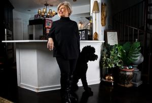 Hansen: Grande dame makes Old Market her living room, finding life in its people