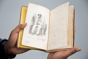 Grace: 1st edition of 'Twelve Years a Slave' surfaces in Omaha – but the real miracle is that it was written at all