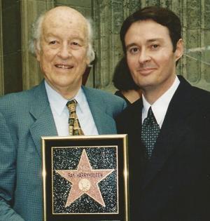 Film great Harryhausen was father figure, friend