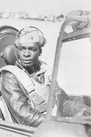 Grace: Lincoln's Tuskegee Airman a war hero who overcame many obstacles