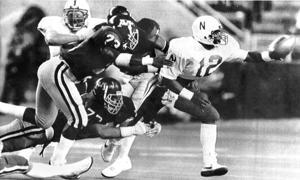Husker flashback: Nebraska dropped 84 on Minnesota in '83