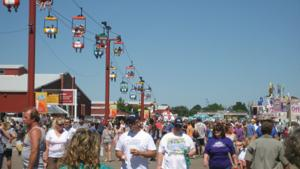 Nebraska State Fair's move to Grand Island paying off for vendors