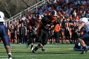 Ducey: Senior class instrumental in Doane's reversal of fortunes