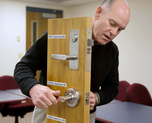 After Sandy Hook Metro Area Schools Look At Safer