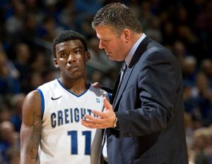 Creighton guard Yates to transfer