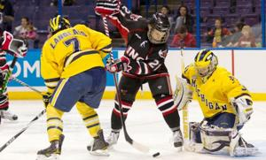 UNO-Michigan matchup to air on CBS Sports