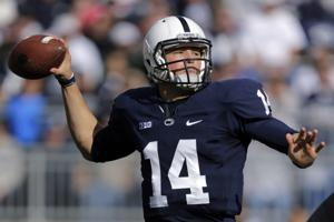 Notes: PSU playbook grows as Hackenberg gains experience