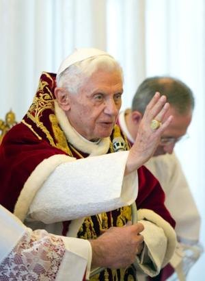 Pope's resignation puts Catholics in 'uncharted waters'