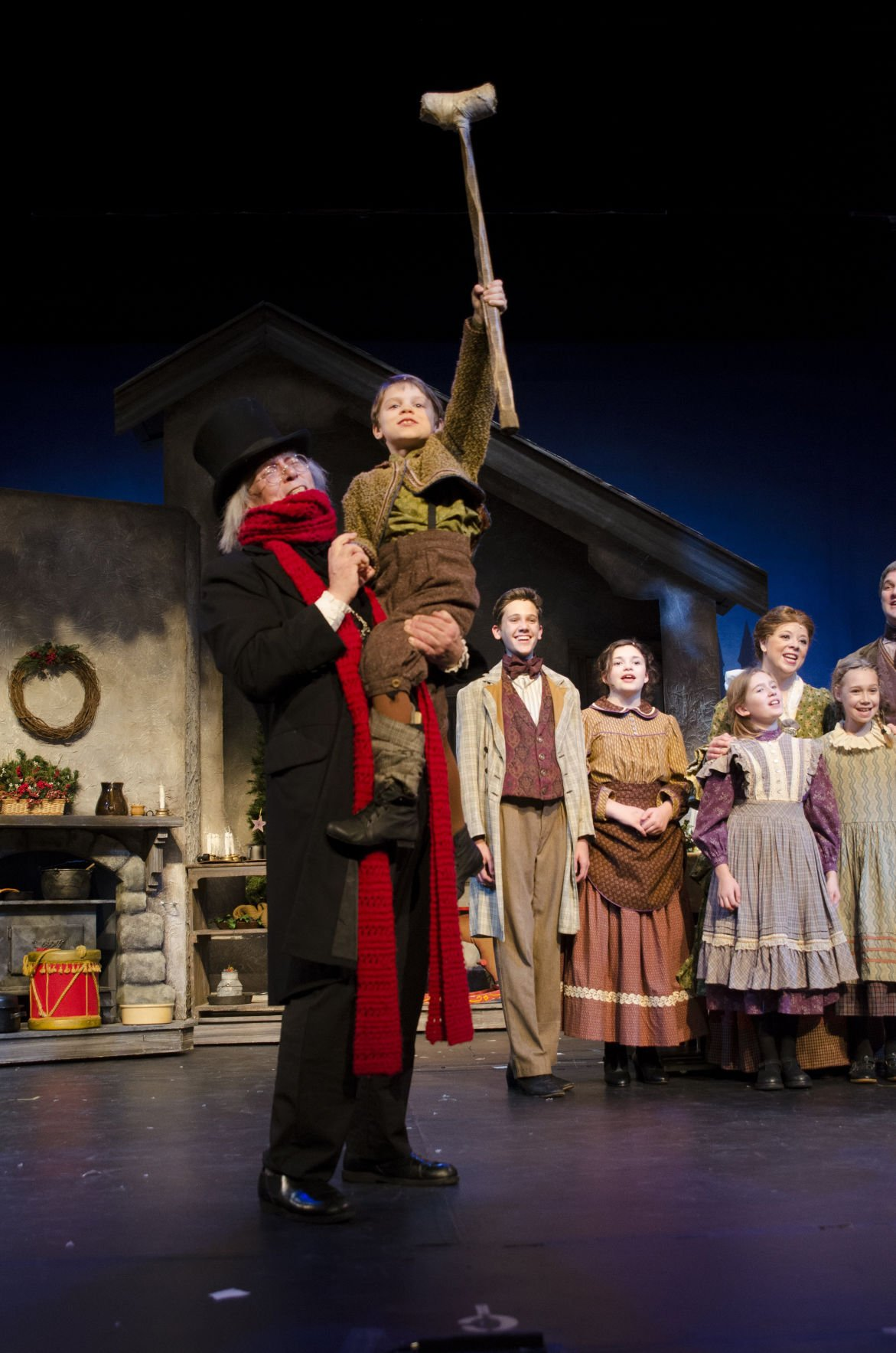 Tickets for A Christmas Carol Omaha performancs are on sale now - Catch the classic this holiday season - Get A Christmas Carol Omaha Tickets!