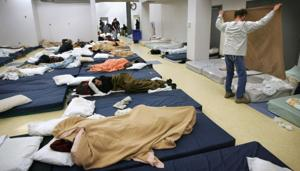 Omaha shelters packed past capacity as freezing weather continues