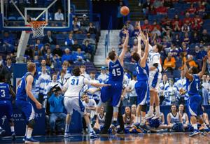 McDermott fuels Bluejays in Valley tournament win