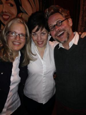 Kelly: At benefit show, Omaha actress' solo turns into surprise reunion with ex-bandmates