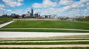 New Council Bluffs park is off to a dazzling start