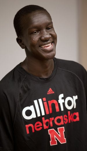 15-year-old Arop tells Miles he's 'all in' with Huskers