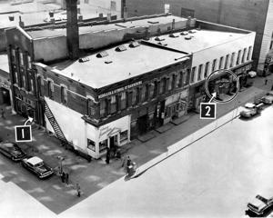 Hansen: Ruins of Omaha gangster underworld buried beneath Union Pacific