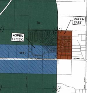 City expands jurisdiction to cover Aspen Creek