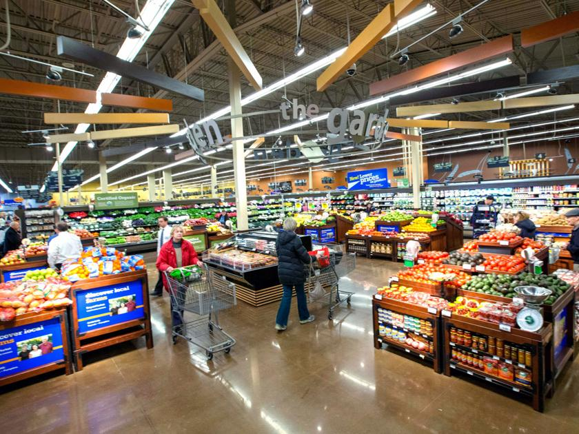 Grocery store opens its doors to walkers fitness omaha