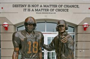 Chatelain: Monument to Brook Berringer and Tom Osborne still touches an entire state