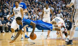 Creighton's Brooks puts in work to be consistent