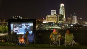 Weather cooperates for 'Ferris Bueller' at River's Edge Park