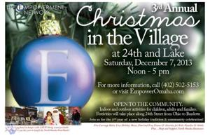 'Christmas in the Village' extends along 24th, Lake Saturday