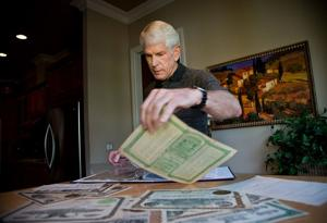 Paper stock certificates are collectors' items