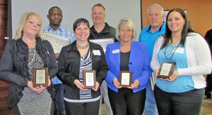 Tobacco Free Sarpy awards advocates