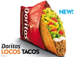 Are more Doritos-flavored foods on the way?