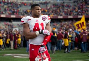 Q&A with Husker linebacker David Santos