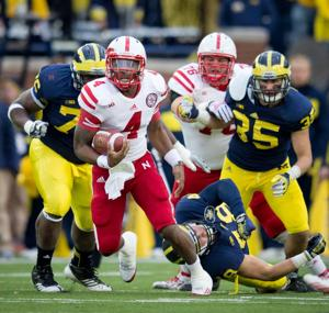 Chatelain: Armstrong comes up aces in big moment in the Big House