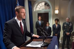 'Olympus Has Fallen' an apt name for action-thriller film