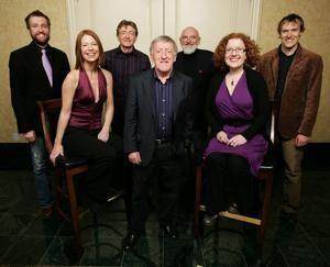 Chieftains bring Irish folk music to Holland
