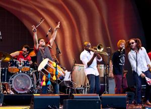 Jazz on the Green: Get ready to jump and shake with Red Baraat