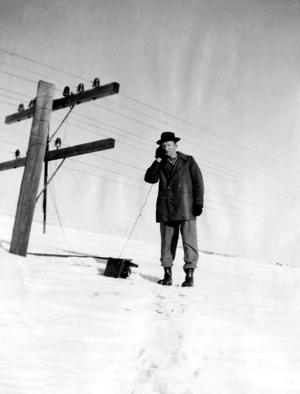 Freezing, hungry and trapped: 1949 blizzard left thousands stranded