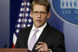 White House press secretary defends Hagel nomination