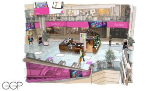 Microsoft Store coming to Omaha