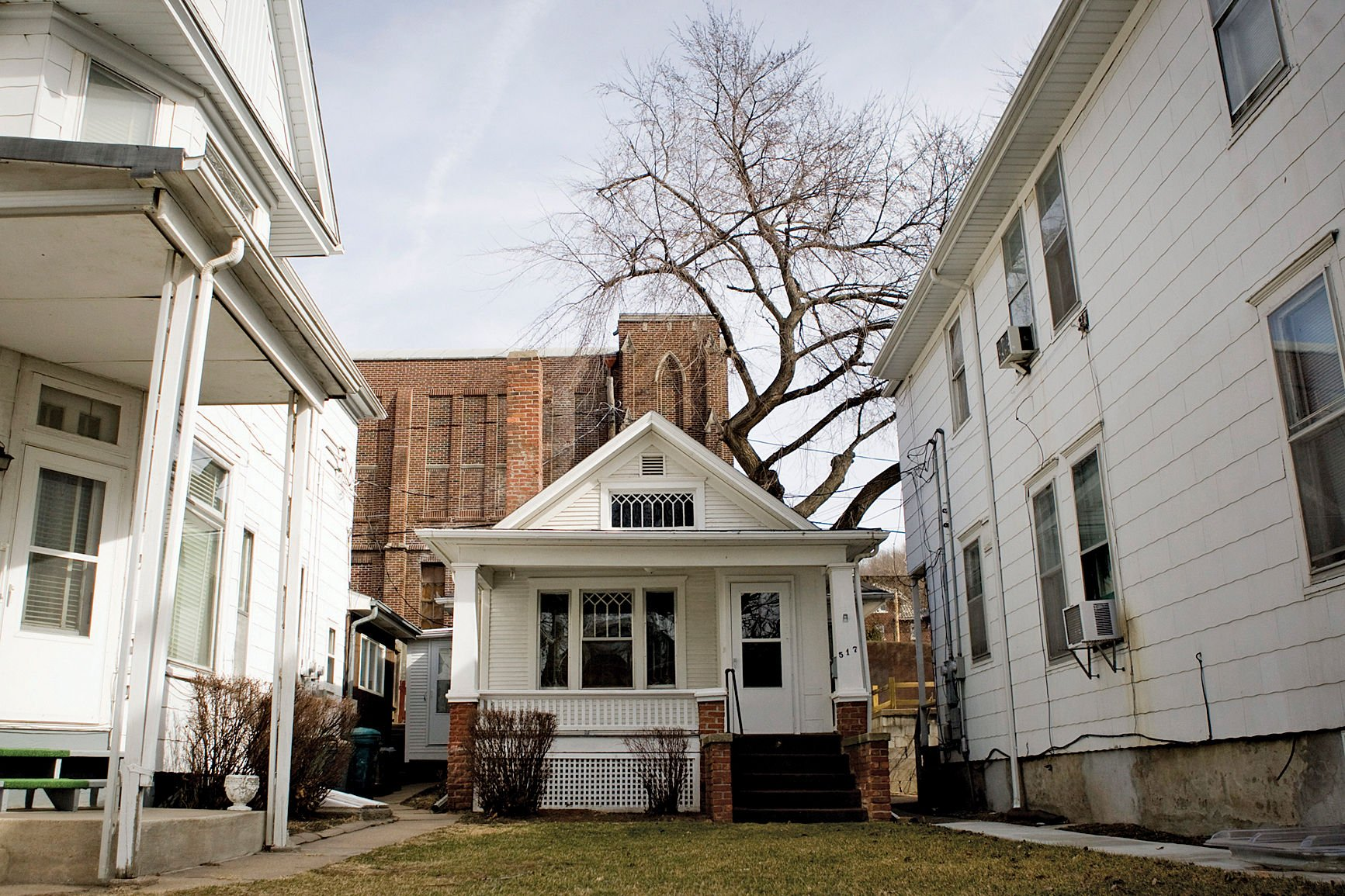 Big plans for 700-square-foot Council Bluffs home built for little ...