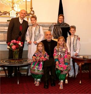 Grace: Omaha family's 7 years in Kabul rewarding but not problem-free