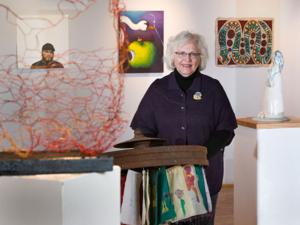 Grace: Artists' spirituality takes many forms in Hot Shops exhibition