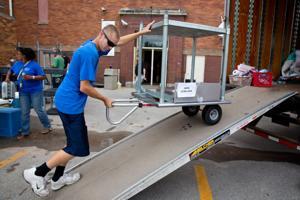 Stephen Center homeless shelter moving near 36th, Q streets