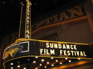Heading to Sundance again