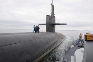 USS Nebraska earns trophy as top-performing missile sub