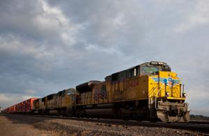 Union Pacific 'well-positioned' for good fortune or bad